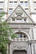 Architecture of Philadelphia, Witherspoon Building, Historic Place, Pennsylvania - stock photo