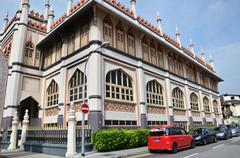 Sultan mosque Singapore - stock photo