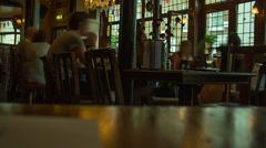 English Pub Stock Footage