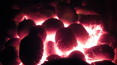 Stove Nuggets - stock footage