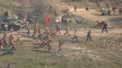 Soviet army Stock Footage