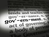 Stock Illustration of Dictionary government