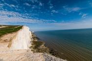 Stock Photo of seven sisters chalks