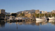 Stock Video Footage of hobart waterfront