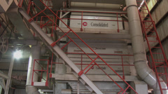 Cotton gin 26 Stock Footage