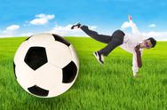 Stock Illustration of business goal