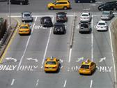 Stock Photo of traffic in new york city