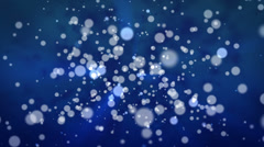3d bubbles Stock Footage