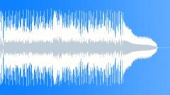 Blue Haired Girl Stock Music
