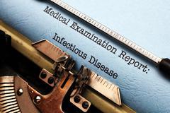 infectious disease - stock photo