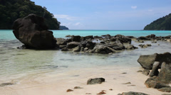 Khao and Surin Islands - stock footage