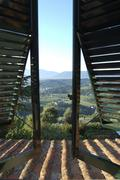 Stock Photo of Tuscan View