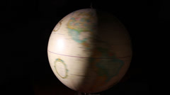 Artistic Globe, All Over the World Stock Footage
