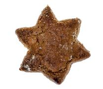 Star Shaped Biscuit Stock Photos