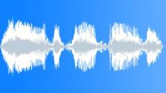 Huge Jackpot  - British Male Voice Sound Effect