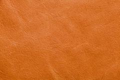 leather with creases - stock photo