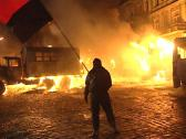 Stock Video Footage of Revolution