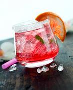 Ice cold daiquiri cocktail Stock Photos