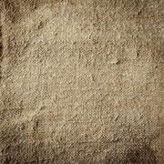 Background of natural hessian Stock Photos