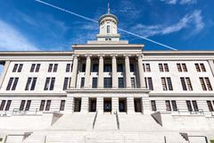 Tennessee State Capitol Building - stock photo