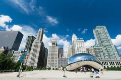 Chicago, Illinois - stock photo