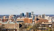 Stock Photo of Birmingham, Alabama