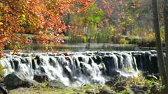 Fall falls Stock Footage