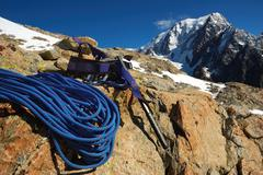 Stock Photo of climb gear