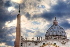 Vatican rome Stock Photos
