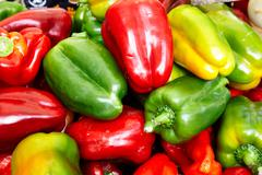Stock Photo of peppers