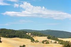Stock Photo of tuscan landscape