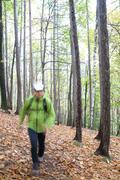 Stock Photo of hiker