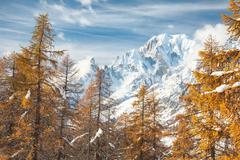 Stock Photo of mountain