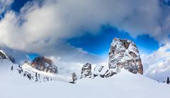 Dolomiti, italy Stock Photos