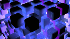 Abstract Shapes Stock Footage