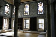 Stock Photo of harem in topkapi, istanbul