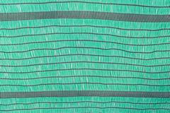 Stock Photo of green shading net
