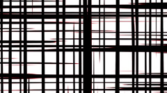 Abstract Cell Stock Footage