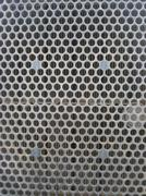 Metal Grate - stock photo