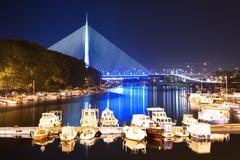 Belgrad serbia Kuvituskuvat