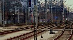 Railroad Stock Footage