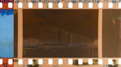 Photo film developer Stock Footage