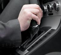 Käsi auton kuljettaja Kuvituskuvat
