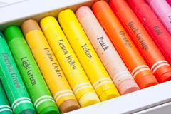 Artistic pastels Stock Photos