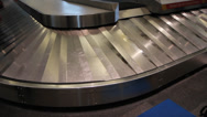 Stock Video Footage of Baggage carousel.