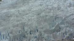 NIGARDSBREEN, NORWAY: glacier - full screen Stock Footage