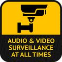 Stock Illustration of CCTV symbol, pictogram security camera