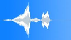 Mies huutaa aivastelu Äänitehoste