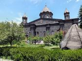 Stock Photo of Yot Verk (seven wounds) Church in Gyumri