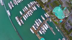 Murano Miami Beach Stock Footage